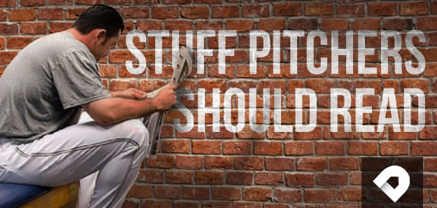 STUFF PITCHERS SHOULD READ