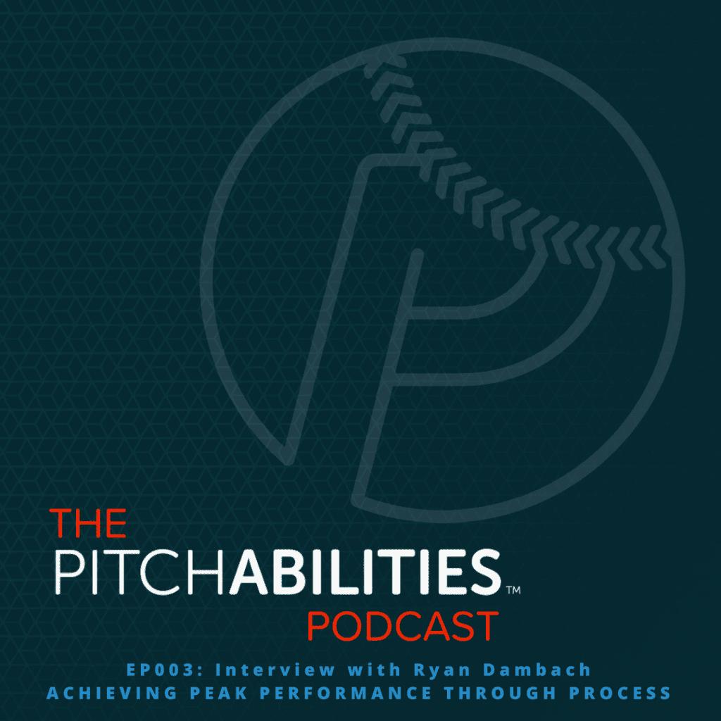 PITCHABILITIES Podcast – Episode 003: Ryan Dambach – Achieving Peak Performance through Process